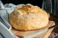 Чуден хляб в тенджера
