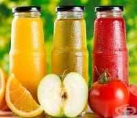 Как да приготвяме и съхраняваме прясно изцедени сокове