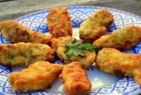 Крокети от картофи и коприва