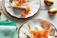 Морковена торта с кокосово маслен крем