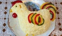 Идеи за празнично оформяне на ястията за новогодишната нощ (+ рецепти)