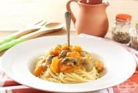 Спагети Вегетариано