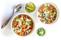 Тайландска люта супа