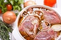 Пет съвета за правилно мариноване на месо