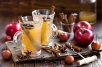 Горещ ябълков пунш