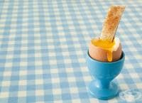 Преборете махмурлука с варено яйце