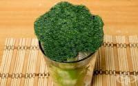 Как да съхраним броколите свежи за по-дълго?