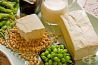 Консумирайте соя за намаляване на вредния холестерол