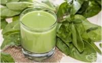 Предотвратете косопада с тези пет зелени сока