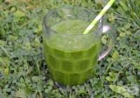 Пригответе си зелено смути за здрава кожа и сияен тен