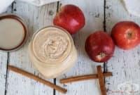 Направете си нежен ексфолиант от ябълки канела и кокосово масло