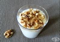 Консумирайте кисело мляко и орехи като противовъзпалително средство