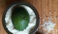 Ускорете зреенето на авокадо с ориз