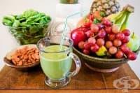 С билков чай и вегетарианска диета ще пречистите храносмилателния тракт от бактерии