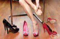 За да нямате болки в краката от носене на токчета, приложете този лесен трик