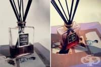 Направете си ароматизатор за дома в  бутилка от парфюм
