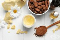 Използвайте какаово масло за силна и блестяща коса