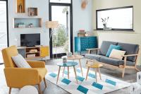 Декорирайте дома в 4 цвята, които ни правят щастливи