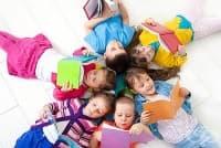 Как да изберете книга за детето според възрастта му