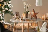 5 страхотни идеи за украса на празничната маса