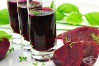 Детоксикирайте черния си дроб със сок от цвекло, моркови, ябълки, зелеви листа, лимон и джинджифил