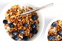 Заменете зърнената закуска с домашна гранола