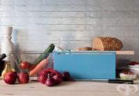Хляб и тестени изделия съхранявайте на място с достъп до въздух