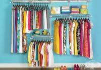 Използвайте тези практични съвети при подредбата на гардероба