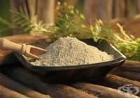 Използвайте зелена хума за лечение на цирей