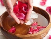 Как да си направим домашна розова вода?