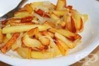 Когато пържите картофки в тиган, спазвайте 7 правила