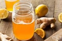 Пийте чай комбуча за добро храносмилане и имунитет