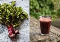Консумирайте сок от цвекло, захар и бирена мая срещу запек и хемороиди