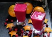Контролирайте нивата на холестерол с напитка от цвекло, портокал и червена боровинка