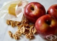 Контролирайте тревожността със сок от ябълки, орехи и бадемово мляко