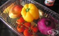 Как да премахнем нитратите от зеленчуците и плодовете?