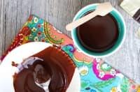 Освежете кожата на лицето си с маска от арганово масло и черен шоколад