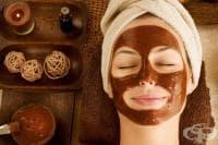 Освежете кожата на лицето си с маска от черен шоколад