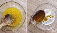 Облекчете болките в коленете със сок от лук и синапено масло