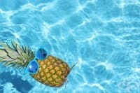 Направете си напитка от ананас за разтваряне на камъни в бъбреците