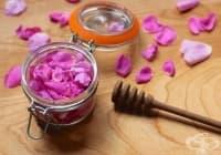 Направете си крем за ръце от рози, лимон и зехтин