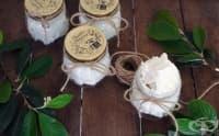 Направете си лосион за тяло с масло от шеа, кокос и жожоба