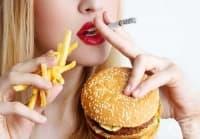 Не пушене цигари след хранене