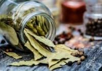 Облекчете диабета с чай от дафинов лист