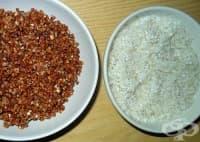 За отслабване и пречистване пийте на гладно смес от ориз, елда и канела