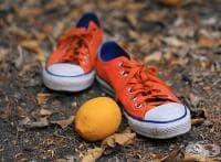 Освежете обувките си с лимонови кори