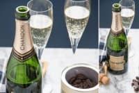 Върнете вкуса на разгазираното шампанско със стафида