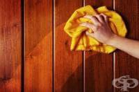 Почистете дървени мебели у дома по 5 лесни начина