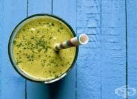 Подобрете емоционалното състояние с напитка от броколи и банан