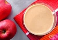 Подобрете храносмилането с ябълка, банан и ленено семе